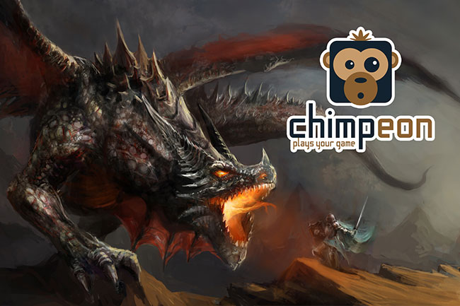 Chimpeon dragon